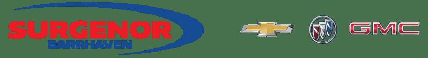 Surgenor Barrhaven Chevrolet Buick GMC Logo