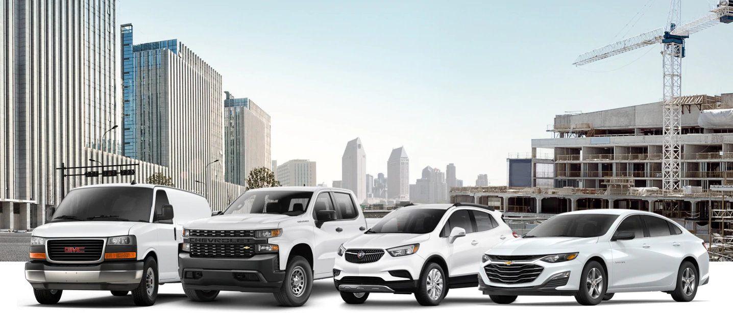 GM Fleet Program